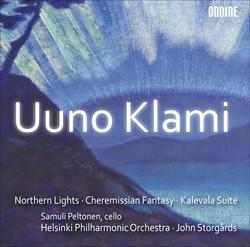 Klami, U.: Kalevala Suite / Aurora borealis / Cheremis Fantasia
