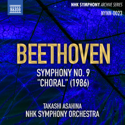 Beethoven: Symphony No. 9, Op. 125 Choral (Live)