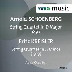 Schoenberg & Kreisler: String Quartets