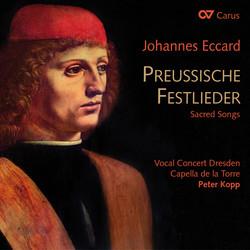 Eccard: Sacred Songs