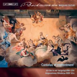J.S. Bach – Secular Cantatas, Vol.10 (BWV 30a, 204)