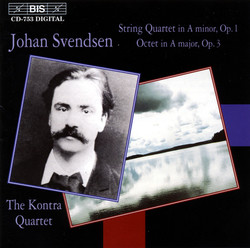 Svendsen - String Quartet