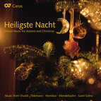 Heiligste Nacht: Choral Music for Advent and Christmas