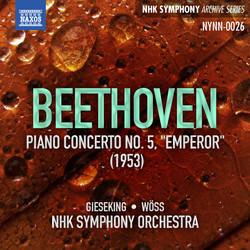 Beethoven: Emperor Concerto - Scarlatti: Keyboard Sonata in E Major (Live)