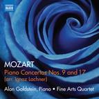 Mozart: Piano Concertos Nos. 9 & 17 (Arr. I. Lachner for Piano & String Quintet)