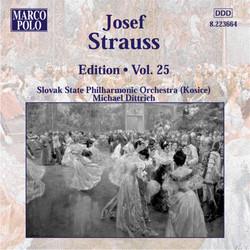 Strauss, Josef: Edition - Vol. 25