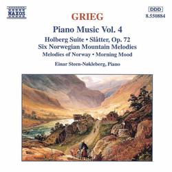 Grieg: Holberg Suite, Op. 40 / Slatter, Op. 72