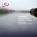 Sibelius: Pohjola's Daughter, Symphony No. 2