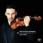 Solo Sonatas for Violin nos. 1 - 3