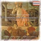 Telemann, G.P.: Cantatas for Easter and Pentecost (Harmonischer Gottesdienst)