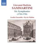Sammartini, G.B.: Symphonies J-C 4, 9, 16, 23, 36, 62