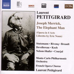 Petitgirard: Joseph Merrick, the Elephant Man