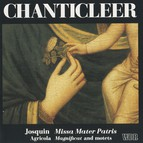 Josquin des Prez: Missa Mater Patris - Agricola: Magnificat & Motets