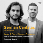 German Cantatas with Solo Violin