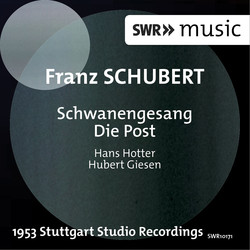Schubert: Schwanengesang & Die Post