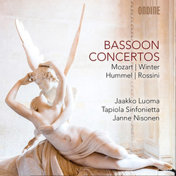 Mozart, Winter, Hummel & Rossini: Bassoon Concertos