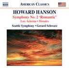 Hanson: Symphony No. 2 - Lux aeterna - Mosaics