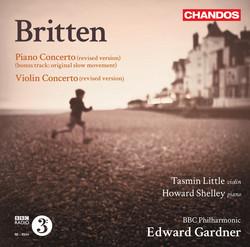 Britten: Piano Concerto - Violin Concerto