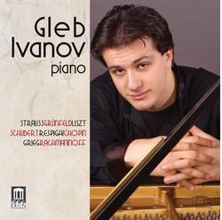 Strauss, Grünfeld, Liszt, Schubert, Respighi, Chopin, Grieg & Rachmaninoff: Piano Works