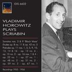 Vladimir Horowitz plays Scriabin (1953-1956)
