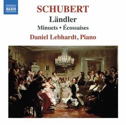 Schubert: Ländler, Minuets & Écossaises