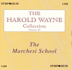 The Harold Wayne Collection, Vol. 25 (1902-1937)