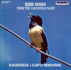 Bird Songs From The Carpathian Basin