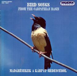 Bird Songs From The Carpathian Basin