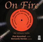 On Fire: The Virtuoso Violin