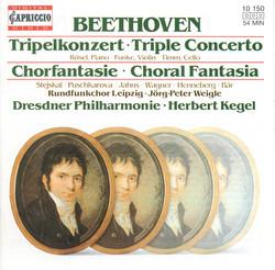 Beethoven, L. Van: Triple Concerto / Choral Fantasy