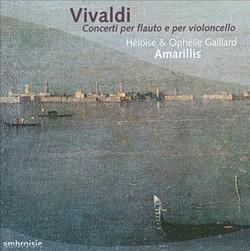 Vivaldi: Concerti per flauto e per violoncello