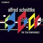 Schnittke – Symphony No. 9 & 10