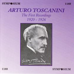 Toscanini: Myth and Reality (1920-1926)