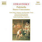 Stravinsky: Pulcinella / Danses Concertantes