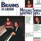 Brahms, J.: Lieder