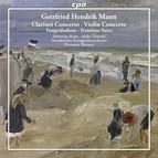 Mann: Clarinet Concerto - Violin Concerto - Festpaludium - Troiseme Suite