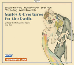 Suites & Overtures for the Radio, Vol. 2