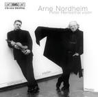 Arne Nordheim - Complete Violin Music