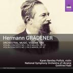 Grädener: Orchestral Music, Vol. 1