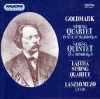 Goldmark: String Quartet in B-Flat Major / String Quintet in A Minor