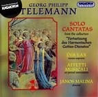 Telemann: Cantatas From Fortsetzung Des Harmonischen Gottesdienstes