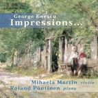 George Enescu - Impressions...