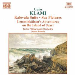 Klami: Kalevala Suite / Sea Pictures