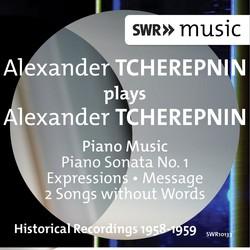 Alexander Tcherepnin Plays Alexander Tcherepnin