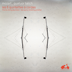 Mozart: The Six String Quintets