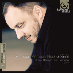 Schubert: An mein Herz
