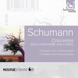 Schumann: Concertos pour violoncelle, Op.129, pour piano, Op.54