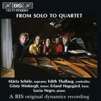 From Solo till Quartet