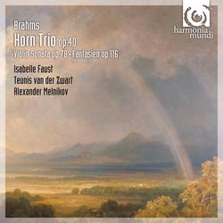 Brahms: Horn Trio, Op.40