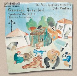 Guarnieri - Symphonies Nos.2 & 3